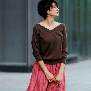 エディター三尋木奈保さんが選ぶ「この夏マストなきれい色スカート」を着回し!