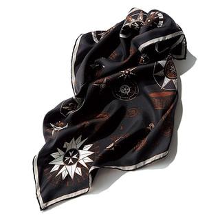 オバちゃんに見えないスカーフの巻き方&選び方