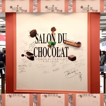 日本1のチョコレートの祭典【サロンデュショコラ】内部の様子を潜入&解説!
