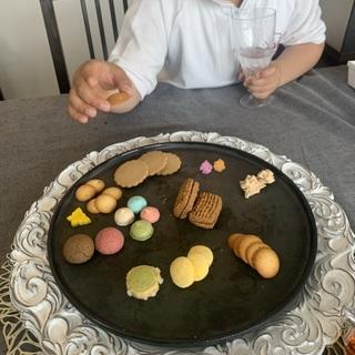 最近のおやつ【RÉGAL DE CHIHIROクッキー缶】_1_4-2