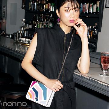 【ケイトスペードのバッグ】夏の夜遊びにぴったりにミニバッグって?