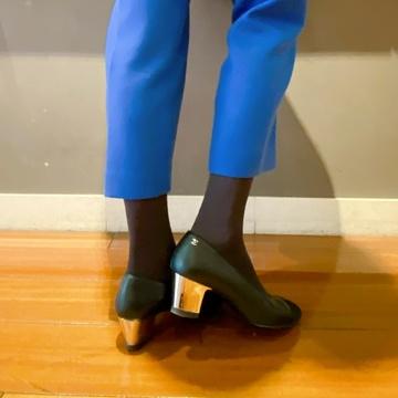 シンプルコーデを格上げしてくれる『いい靴』