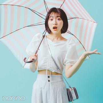 梅雨入りしたら可愛い傘でテンションアップ★ 軽量&晴雨兼用もご紹介!