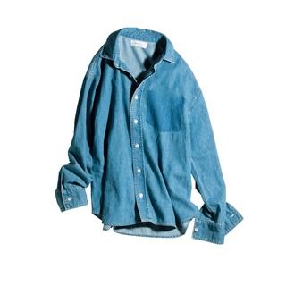 春から夏まで使える、ミラ オーウェンのデニムシャツ