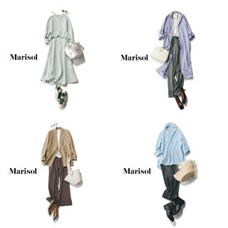 秋を先取りショートブーツコーデから女っぷりボリューム袖シャツコーデまで【アラフォーの1週間コーデ】