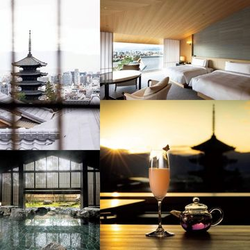京都の贅沢な宿  photo gallery