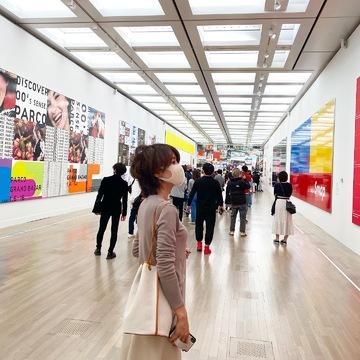 新国立美術館で開催中★佐藤可士和展へ