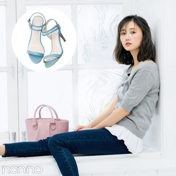 きれいめサンダル、買い足すならブルー系!#プチプラ2-3000円台でお届け!