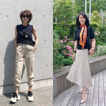 【50代プチプラファッション】華組ブロガーの『ZARA』プチプラ高見えコーデ特集