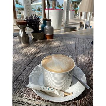 幸せな朝食とリゾートコーデ 〜ドバイ⑩〜_1_4-1