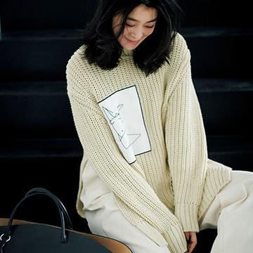 <ジル・サンダー>凛とした女性こそ似合う、シンプルでミニマルなデザイン【身体の一部のハイブランド服】