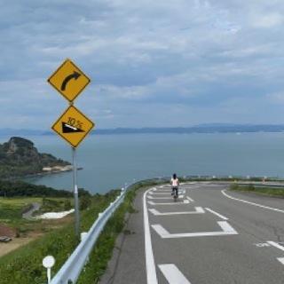 こんな風に穏やかな瀬戸内海を眺めながらのサイクリングも気持ち良さそう