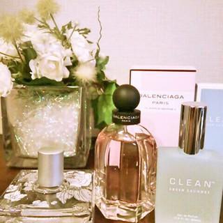 香水のレイヤード