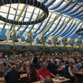 ミュンヘンでビールを飲む‼️_1_2