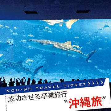 夏に行くのもアリ! 今どき卒業旅行 in 沖縄★先輩の「やってよかった」体験談