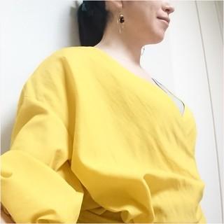 一着で何通りも!ワクワク出来るひまわり色のセットアップ。