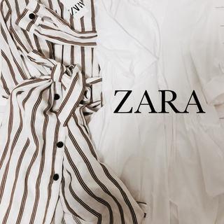 ZARAの春服はシャツワンピースが可愛い♪