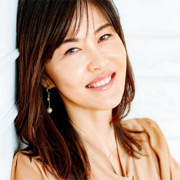 美容ジャーナリスト 安倍佐和子さん