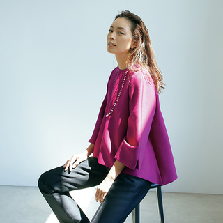 美しく暮らす大人の女性のためのワードローブ「ローベリイテ アンド シーオー」の品格服