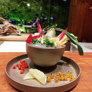 新年にオススメ、八芳園の美しい庭園を眺めながら戴く会席料理_1_3-2