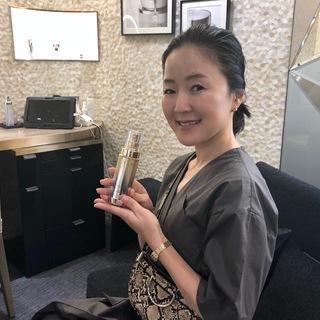 クレ・ド・ポー ボーテ 話題の美容液体験へ!