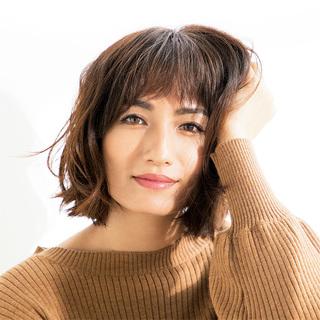 おしゃれな人はみんなボブ!佐田真由美さんの最新ボブスタイルを公開!【40代のボブヘア】