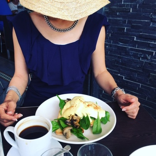 オーストラリアの旅 ~ケアンズ・カフェ~