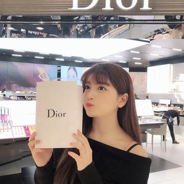 【Dior】大量購入!つるつる肌を作れる最強アイテムも❤︎