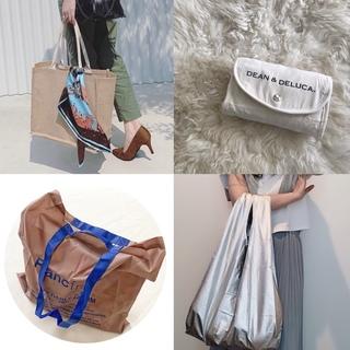 レジ袋有料化目前!おしゃれで便利な美女組のマイバッグを拝見|エコバッグまとめ|美女組Pick up!