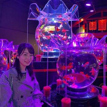 【日本橋】「アート」な水族館!?
