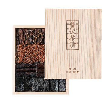 1.「清左衛門」の贅沢茶漬