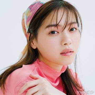 西野七瀬の+2℃メイク♡ 目と眉にじんわりピンクでおしゃれオーラが手に入る!