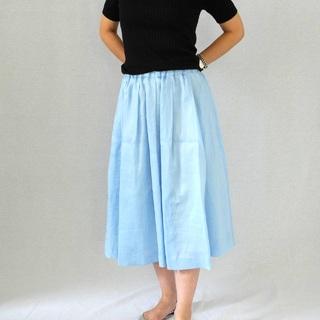 【SHOP Marisol】売れ売れが止まらない!「SACRA」のギャザースカート