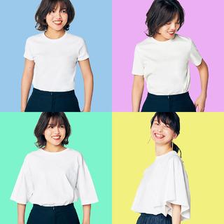 大人に似合う「白Tシャツ」の選び方。コレが正解!|アラフォーファッションまとめ