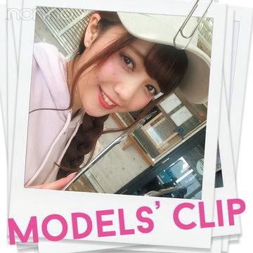 松川菜々花、千葉のワイルドビーチでBBQ♡【Models' Clip】