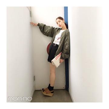 新木優子のヘルシーミニスタイルが可愛すぎる!【毎日コーデ】
