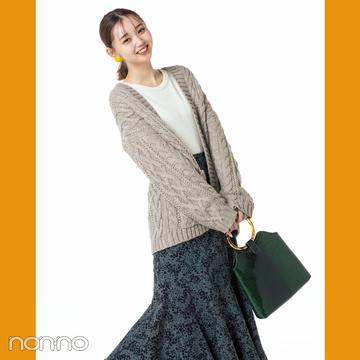 冬も大活躍! スリムフレアスカートが万能すぎ♡【スタイリストの使えた服】
