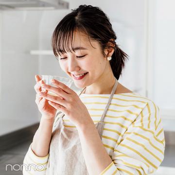 鈴木友菜の痩せるレシピ♡ 「カレー豆乳スープ」は超低カロリー&美容効果も抜群!