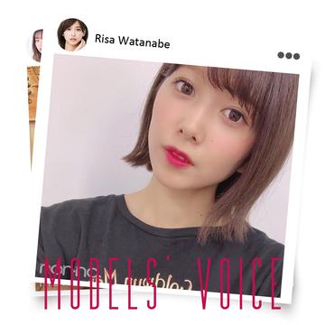 渡邉理佐&江野沢愛美の「実は◯◯コレクターなんです!」【MODELS' VOICE③】