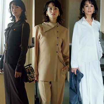 【秋色セットアップコーデ3選】スーツにかわるこれからの時代の仕事服