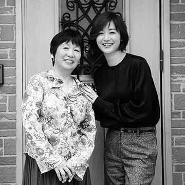 富岡佳子が会いに行く 学び塾「猫の足あと」代表 岸田久恵さん