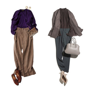 新鮮な旬色「ブラウン」の上品で女らしいファッションコーデ15選