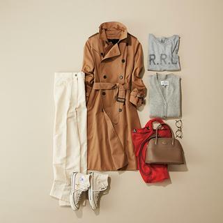 アラフォー女性必見のファッションスタイルブック。マリソル編集部のおすすめポイントはココ!