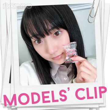 武田玲奈がハマってる○キャンディーとは?【Models' Clip】