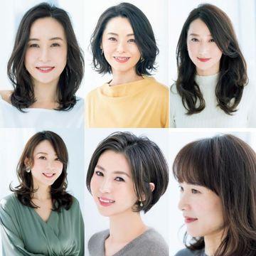 女らしくフェイスラインが美しいショートヘアが人気!【50代髪型人気ランキングTOP10】
