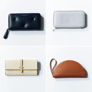 ベーシックな財布が欲しい!スタイリッシュで実用的な「長財布」