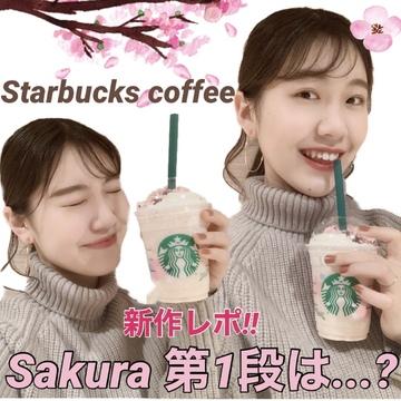 【スタバ】SAKURA2020第1段のドリンクは!?