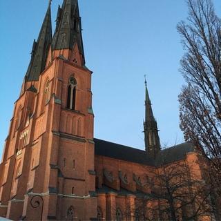 ドラマ「いだてん」でお馴染みのスウェーデンへ。