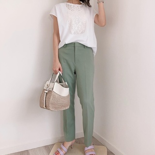最近の夏コーデ【@momoko_fashion】