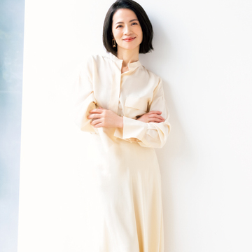 松本千登世さんの考える「透明感のある女性」とは?【透明感のある肌の育て方・愛し方】